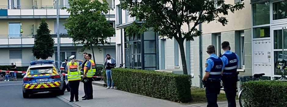 Tödlicher Einsatz in Gonsenheim: Ermittler durchsuchen Wohnung des Getöteten