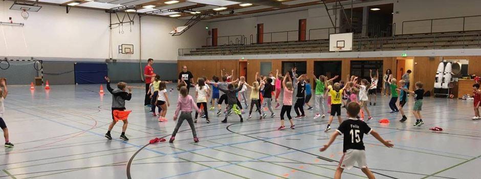 Handball-Grundschulaktion des Herzebrocker SV