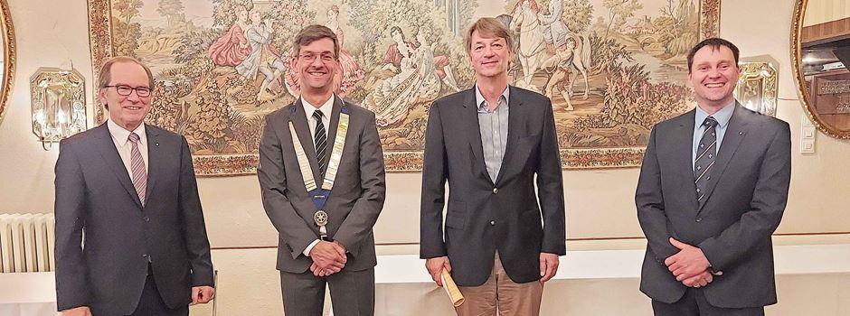 Olaf Hartmann neuer Präsident