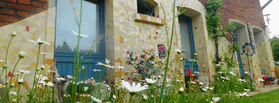 """""""Einblicke"""": Türen wieder offen im Mosaikhaus Schafranek in Dorfmark"""