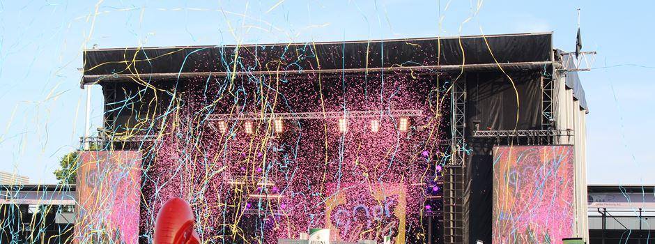 Tausende Fans feiern bei 90er-Party in Brita-Arena