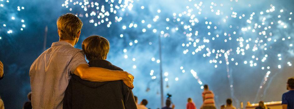"""Feuerwerk begeistert """"Sommerlichter""""-Besucher"""