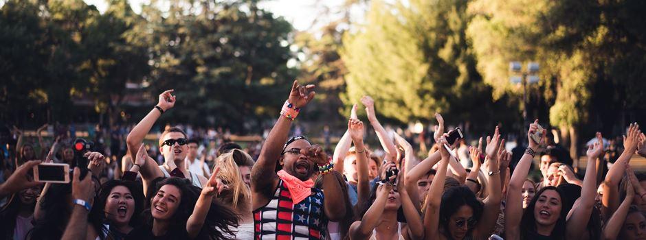 Festival der Kulturen - Weltmusik unter freiem Himmel