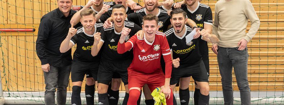 Oberligist Wiesbach gewinnt 22. Adidas-Schaumberg-Cup