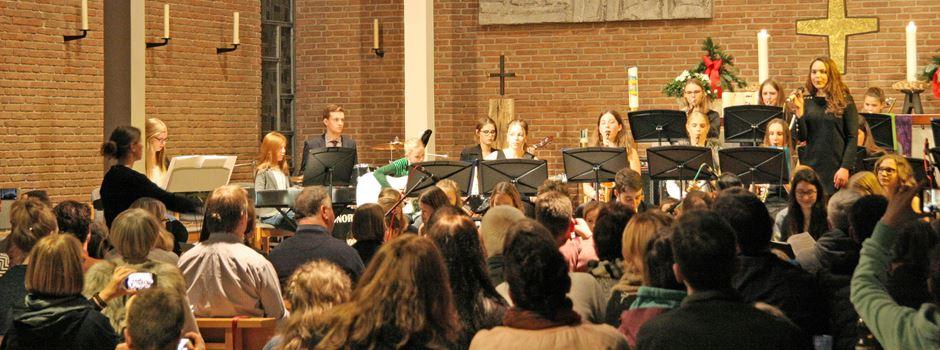 Schüler laden zum Konzert