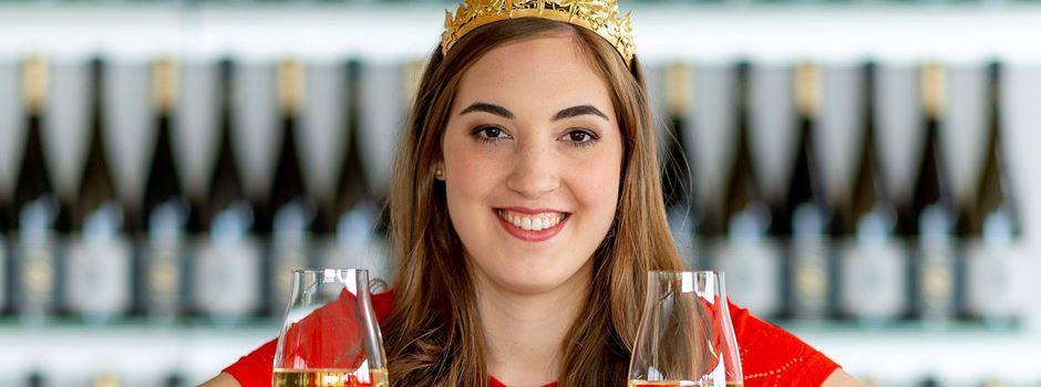 Diese Rheinhessin will Deutsche Weinkönigin werden