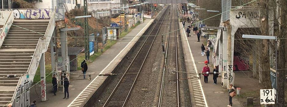 Warum die Bahnsteige der S6 künftig in der Mitte liegen