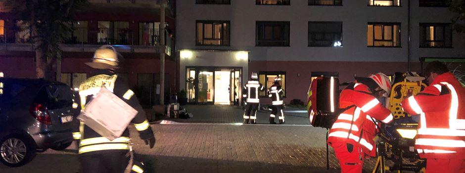 UPDATE: Feuer in Seniorenwohnheim ausgebrochen