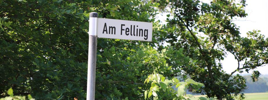 """Früher als geplant: """"Am Felling"""" wieder freigegeben"""