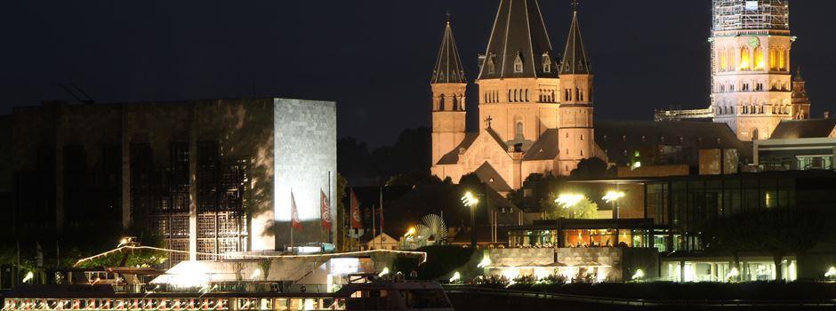 Perseidenschauer - Sternschnuppen über Mainz
