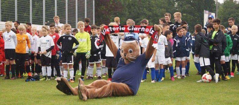 Jugendturniere beim TSV Victoria Clarholz: Dem Wetter getrotzt!