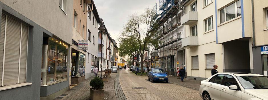 Aufenthaltsqualität der Mainzer Straße leidet unter Autofahrern