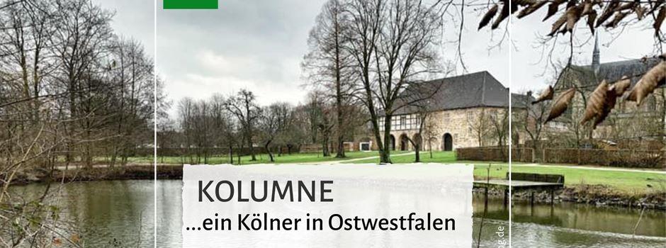 Kolumne: Ein Kölner in Ostwestfalen