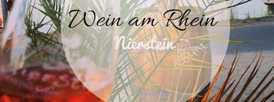 """""""Wein am Rhein"""" – Niersteiner Weinstand auf der Rheinpromenade öffnet am 28. Mai"""