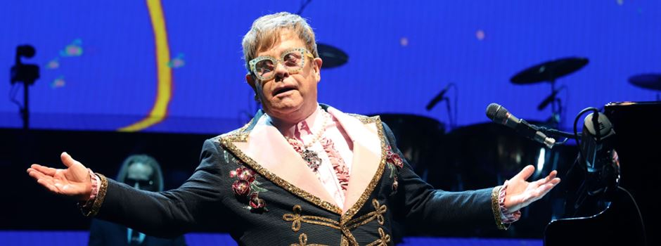 Elton John Konzert in Wiesbaden findet statt