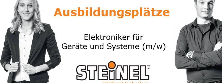Steinel bietet Ausbildungsplätze zum Elektroniker für Geräte und Systeme (m/w)