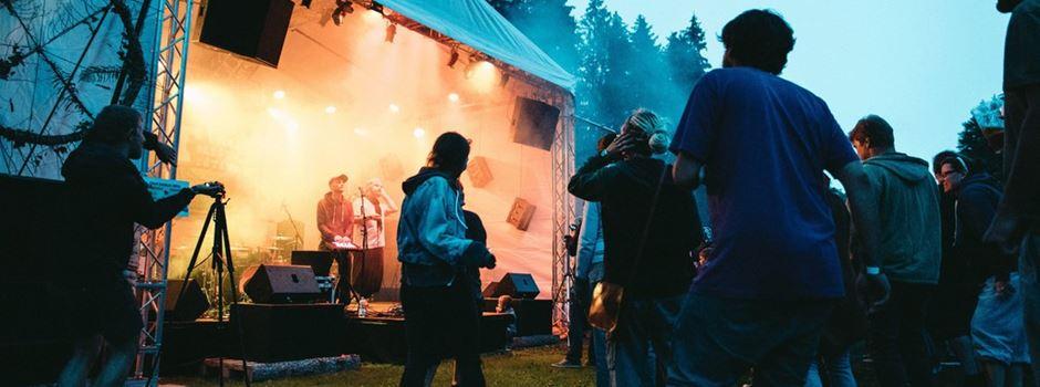 Funky Forest Festival – Musik, Essen und Natur