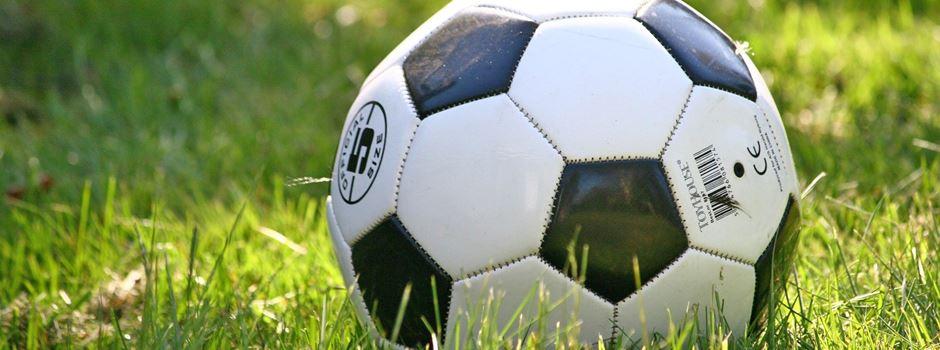Bambini-Kicker vom SV Soltau legen los