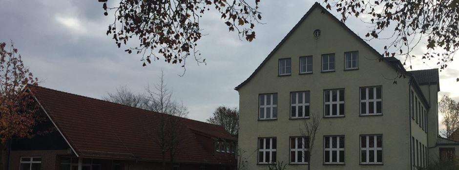 Parken auf dem Schulhof der Josefschule