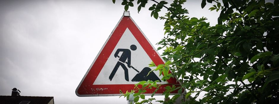 Teil der Wiesbadener Straße ab Montag gesperrt