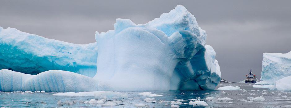 Vortrag über eine Polarstern-Expedition vom südlichen Südatlantik in die Nordsee