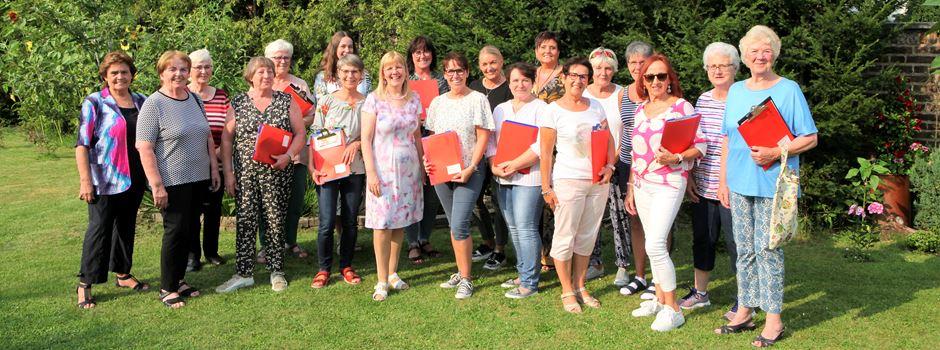Ranzeler Frauengemeinschaft: 10.400€ für Hochwasseropfer