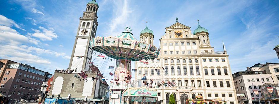 Augsburger Stadtsommer – Ferienspaß für Kinder