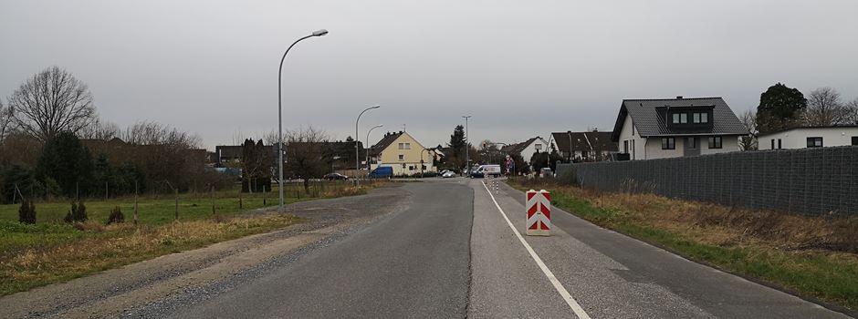 Ausbau der Südstraße startet