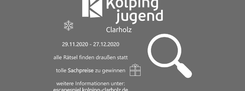 Escape-Spiel der Kolpingjugend Clarholz