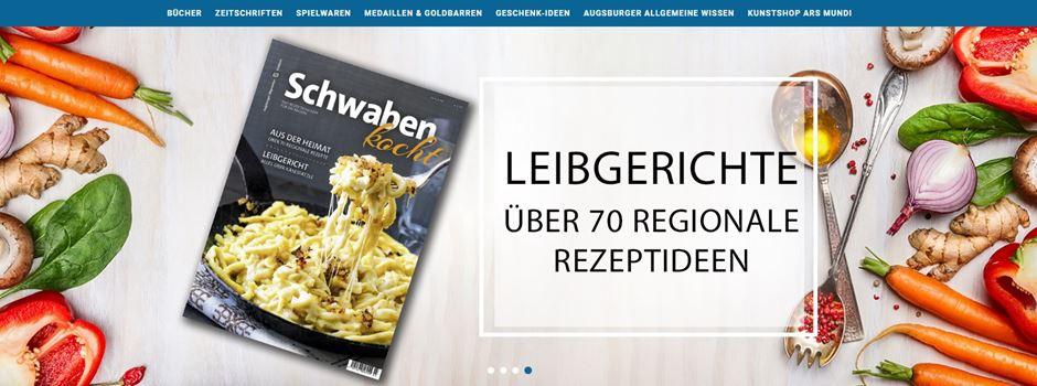 Augsburger Allgemeine Shop – Ein Zuhause für regionale Produkte