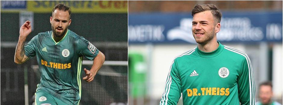 FCH verlängert mit Plattenhardt und Springfeld