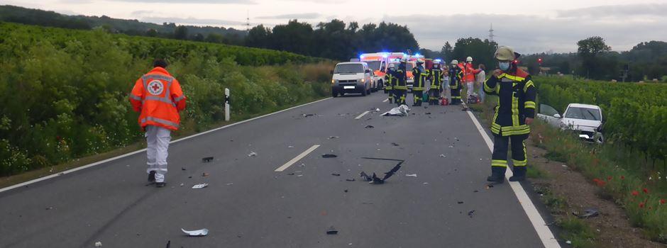 Unter Alkoholeinfluss: Autofahrerin verursacht schweren Unfall