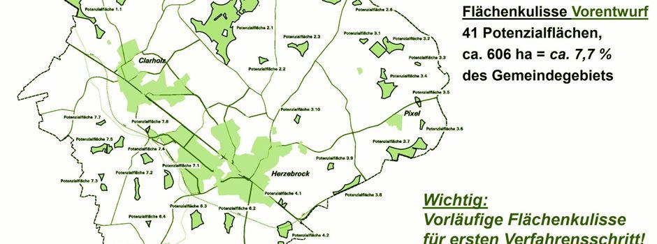 Windenergie in Herzebrock-Clarholz