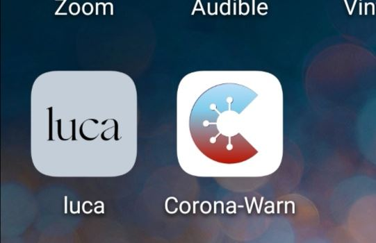 Nach Update: Corona-Warn-App als Ergänzung zur Luca-App?