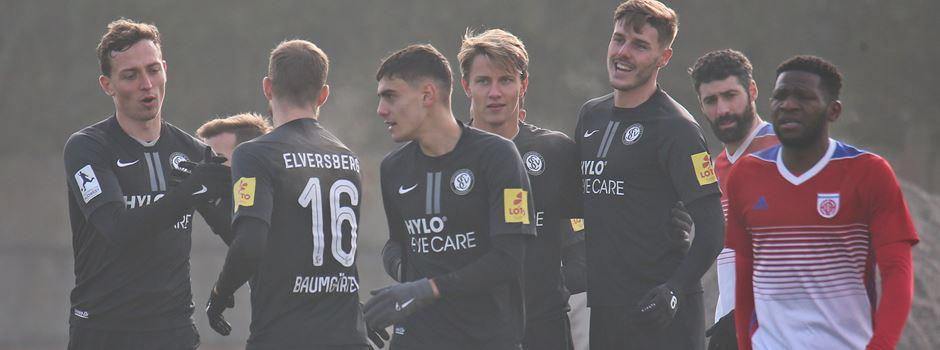 SV Elversberg beginnt mit Training