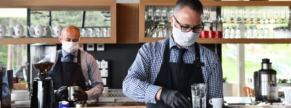 DEHOGA will Maskenpflicht in Restaurants aufheben lassen