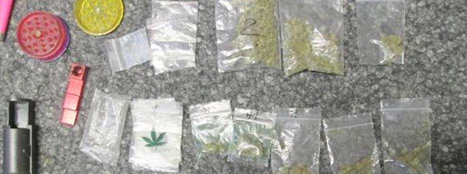 Verdacht des Rauschgifthandels
