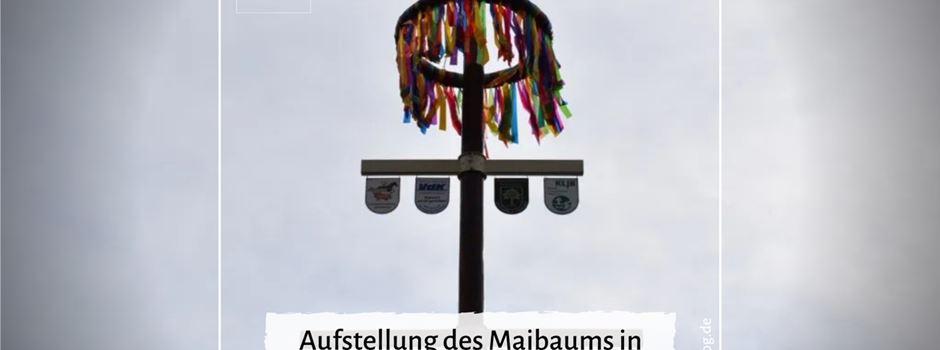 Aufstellen des Maibaums in Clarholz unbestimmt verschoben