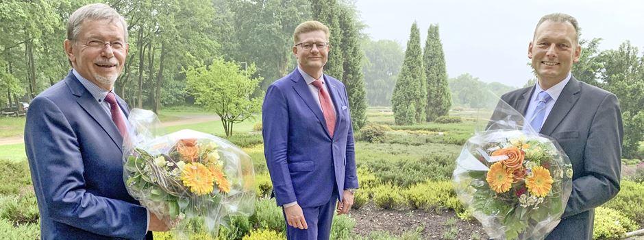 Fast 50 Jahre im Aufsichtsrat: Möhrmann übergibt Staffelstab an Weinreich