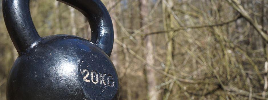 TVJ-Fitness-Studio: Training im Freien wieder möglich