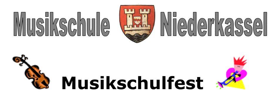 Musikschulfest der Musikschule Niederkassel