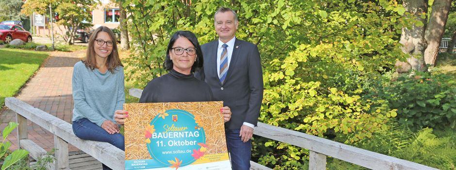 """Soltauer Bauerntag am 11. Oktober mit """"dezentralem Konzept"""""""