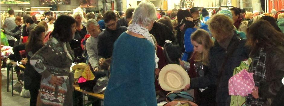 Fastnacht: Staatstheater veranstaltet Kostümflohmarkt