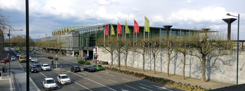 Die Geschichte der Rheingoldhalle
