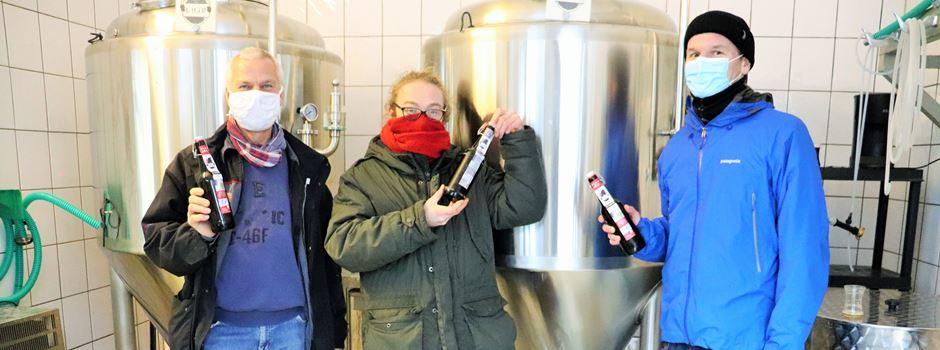Solidarbier Sprengstoff: Brauen als Kollektiv