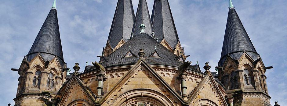 Unbekannte brechen in die Ringkirche ein