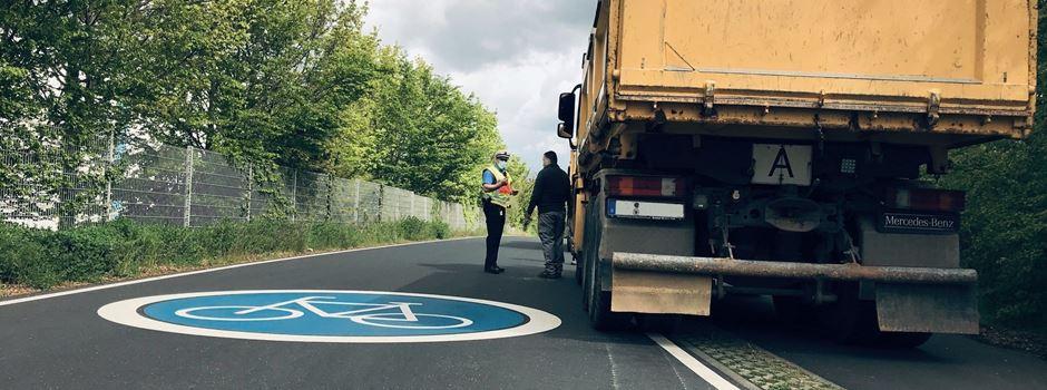Viele Verstöße bei Verkehrskontrollen in Mainz festgestellt