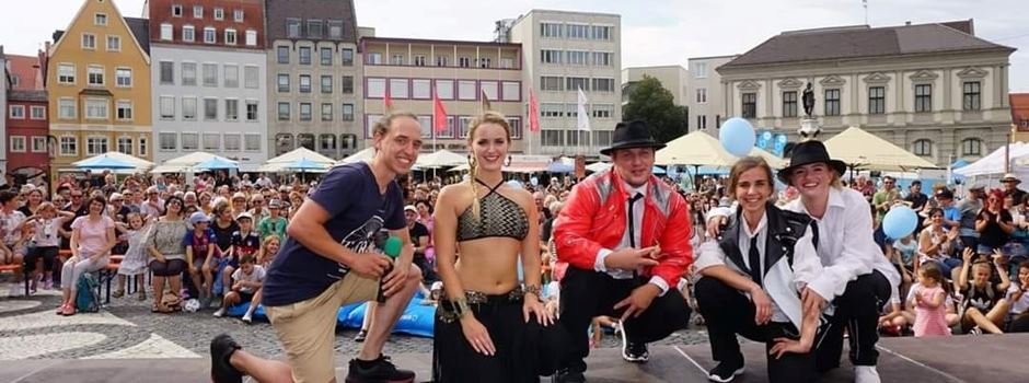 Zauber, Jonglage, Tanz, Musik: Das Augsburger STAC-Festival ist zurück