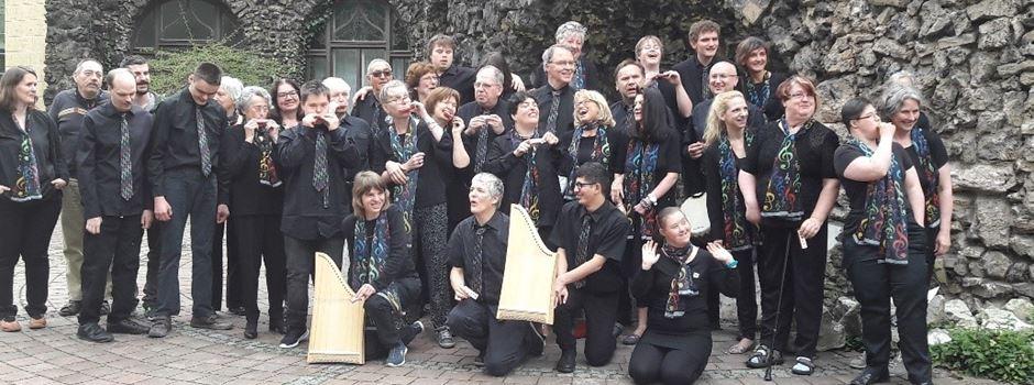 Die Bunten – Frühlingsgefühle mit dem Inklusionsorchester