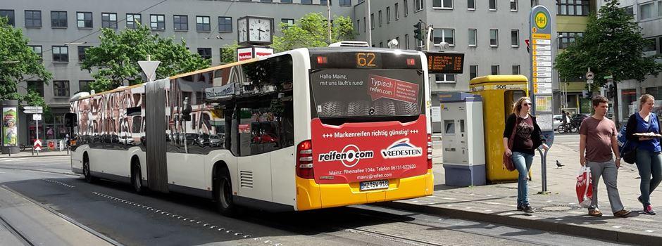 Die kuriosesten Fälle eines Mainzer Bus-Kontrolleurs